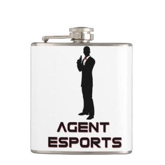 Frasco del eSport del agente