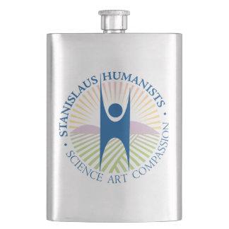 Frasco del humanista de Stanislaus Petaca