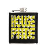 Frasco del orgullo de la casa de H