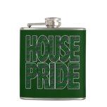 Frasco del orgullo de la casa de S