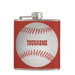 Frasco del personalizado del béisbol