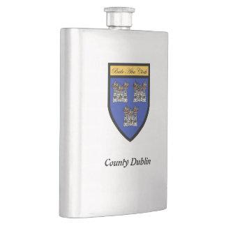 Frasco del premio de Dublín del condado Petacas