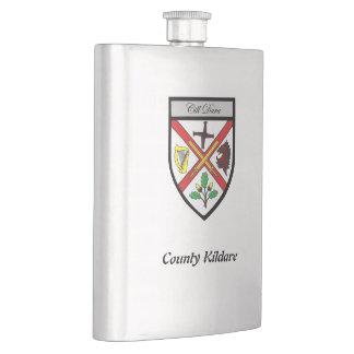 Frasco del premio de Kildare del condado Petaca