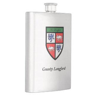 Frasco del premio de Longford del condado Cantimplora
