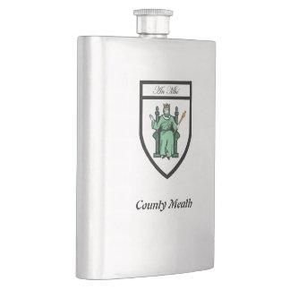 Frasco del premio de Meath del condado Petaca