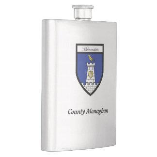 Frasco del premio de Monaghan del condado Petacas