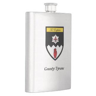 Frasco del premio de Tyrone del condado Petaca