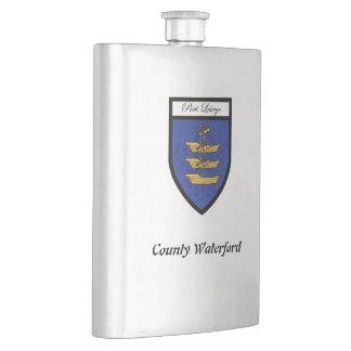 Frasco del premio de Waterford del condado Cantimploras