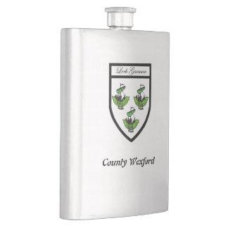 Frasco del premio de Wexford del condado Cantimploras
