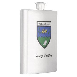 Frasco del premio de Wicklow del condado Petaca