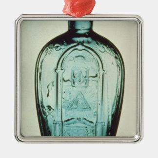 frasco masónico Molde-soplado Ornatos
