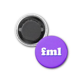 frase del mensaje de texto del Internet del fml Iman Para Frigorífico
