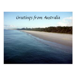 fraser aust greetings postcard
