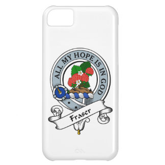 Fraser Clan Badge Cover For iPhone 5C