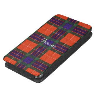 Fraser clan Plaid Scottish tartan Galaxy S5 Pouch