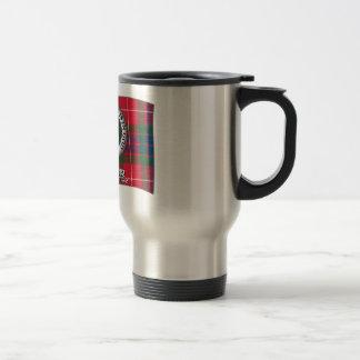 Fraser Clan Travel Mug