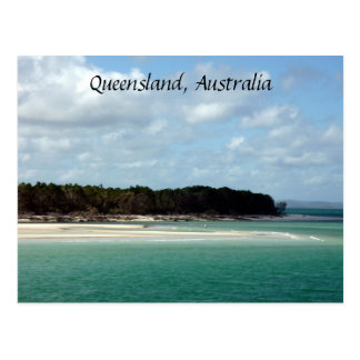 fraser coast postcard