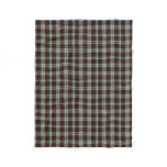 Fraser Dress Plaid Fleece Blanket