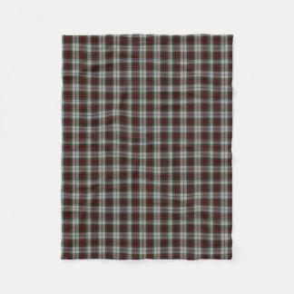 Fraser Dress Plaid Fleece Blanket