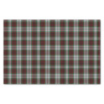 Fraser Dress Tartan Plaid Tissue Paper