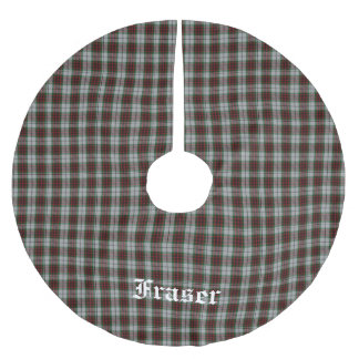 Fraser Dress Tartan Plaid Tree Skirt