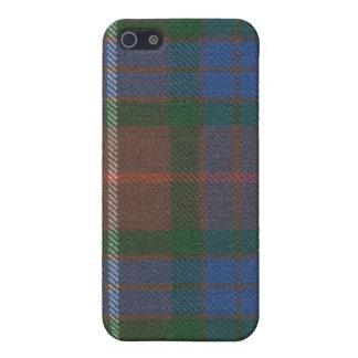 Fraser Hunting Ancient Tartan iPhone 4 Case