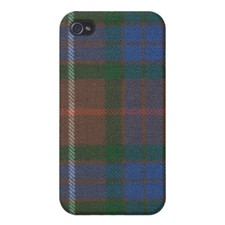 Fraser Hunting Ancient Tartan iPhone 4 Case