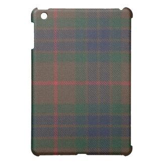 Fraser Hunting Modern Tartan iPad Case