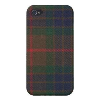 Fraser Hunting Modern Tartan iPhone 4 Case