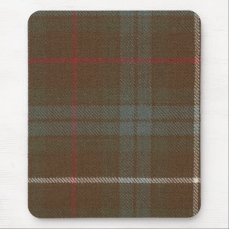 Fraser Hunting Weathered Tartan Mousepad