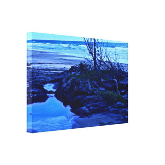 fraser island gallery wrap canvas