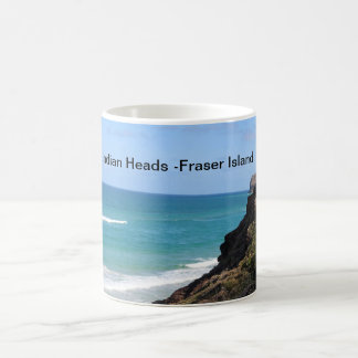 Fraser Island -Indian heads Coffee Mug