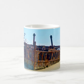 Fraser Island _Ship wrek Coffee Mug