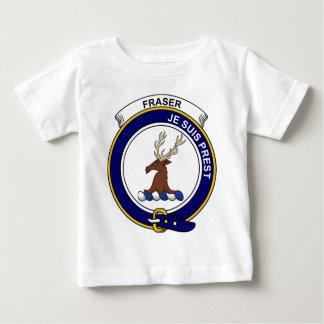 Fraser (of Lovat) Clan Badge T-shirt