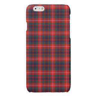 Fraser of Lovat Modern Tartan Glossy iPhone 6 Case