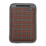 Fraser of Lovat Weathered Tartan iPad Mini Sleeve Sleeve For iPad Mini