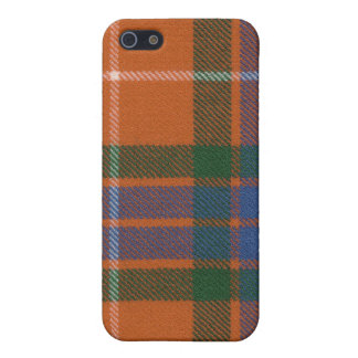 Fraser Red Ancient Tartan iPhone 4 Case