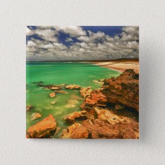 Frasers Beach | Tasmania Pinback Button