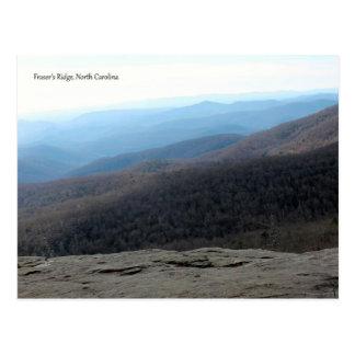 Fraser's Ridge Postcard