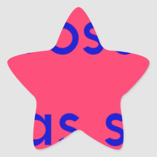Frases master 13.10 star sticker