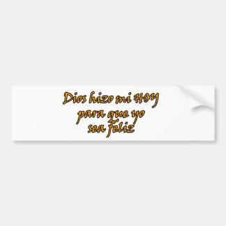 Frases para legado 20. bumper sticker