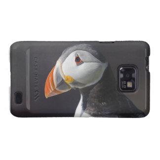 Fratercula Arctica del frailecillo atlántico Samsung Galaxy SII Funda