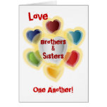 Fraternal Love-Customize Cards
