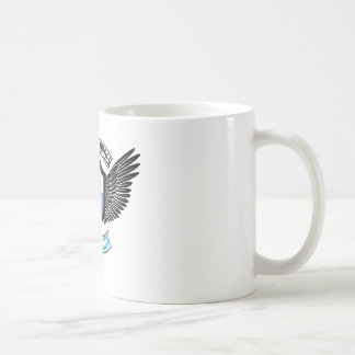 Fraternal Order of The Blue Falcon, Blue Falcon Coffee Mug