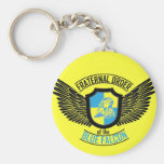 Fraternal Order of The Blue Falcon, Blue Falcon Keychain