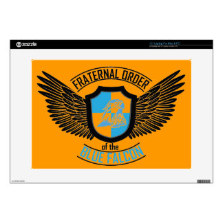 Fraternal Order of The Blue Falcon, Blue Falcon Laptop Skin