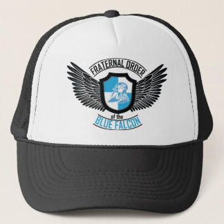 Fraternal Order of The Blue Falcon, Blue Falcon Trucker Hat