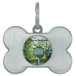 Fraternal Organizations Pet ID Tag