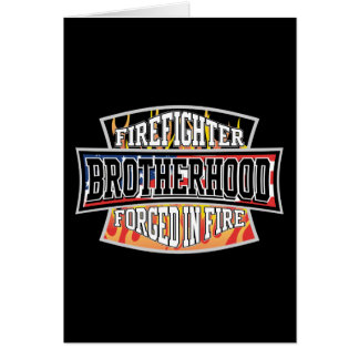 Fraternidad del bombero felicitacion