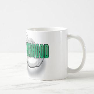 FRATERNIDAD IRLANDESA TAZA DE CAFÉ